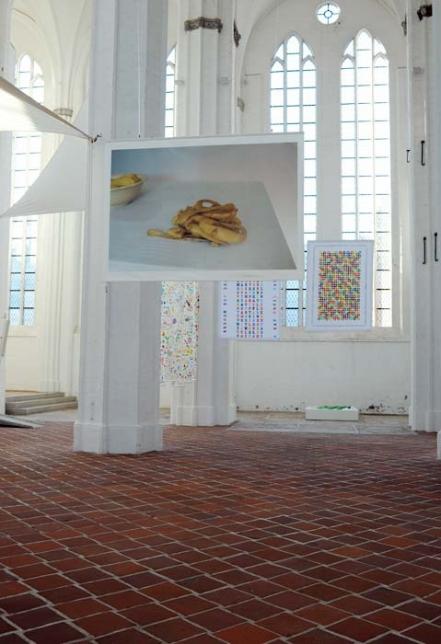 Installation St. Petri, Luebeck
