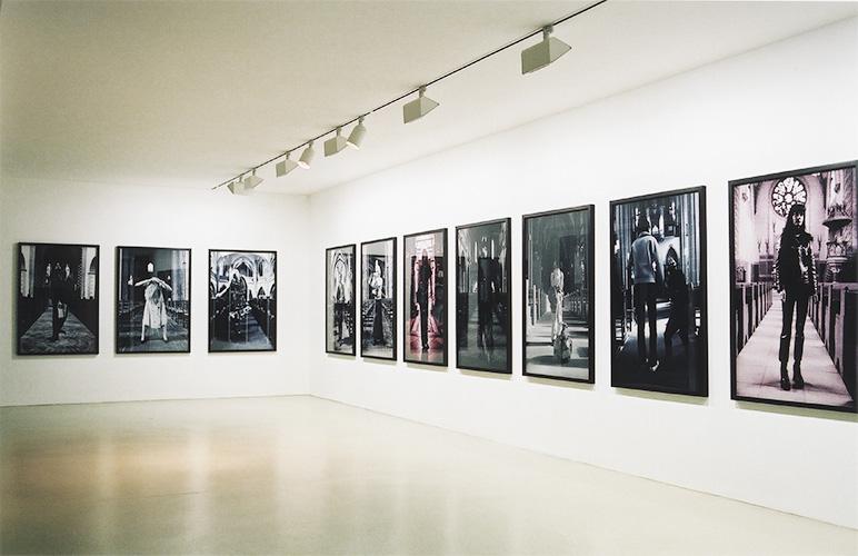 Sammler, Portraits in Kirchen, Ausstellung Haus Harig