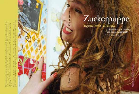 The book Zuckerpuppe Juwelia und Stefan
